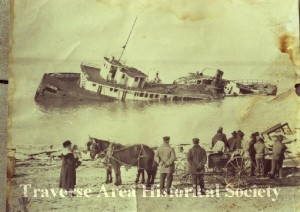 The Wreck of the Rising Sun