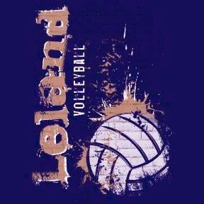 Leland-Volleyball