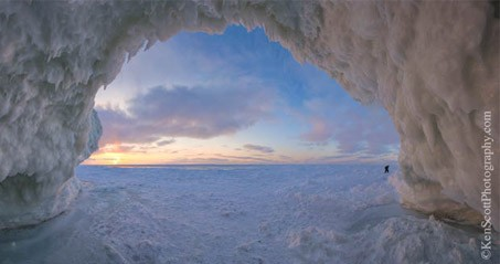 Ken-Scott-Ice-Caves-Leelanau
