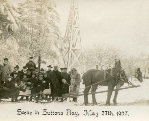 Suttons Bay May 27th 1907